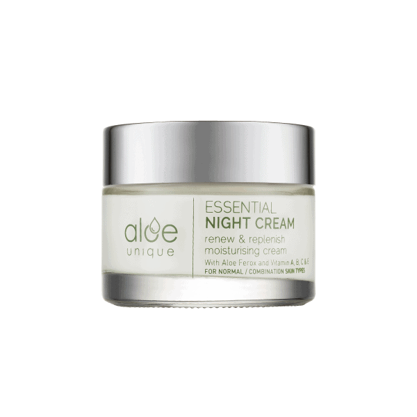 wellness-Aloe Unique Age Essential Night Cream 50ml