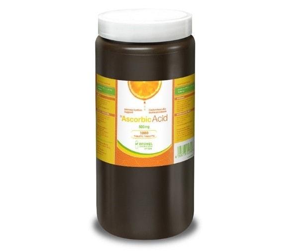 wellness-VIT C 500mg 1000tabs